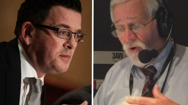 Article image for Neil Mitchell says Victorian Government is 'at war' with the electorate, makes a prediction about Daniel Andrews