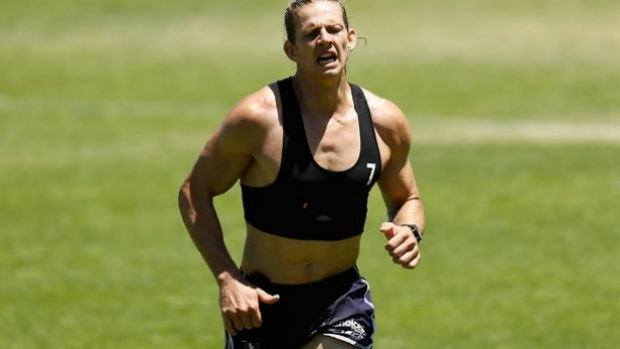 Article image for Nat Fyfe tells 3AW his captaincy appointment will have 'no bearing' on his future