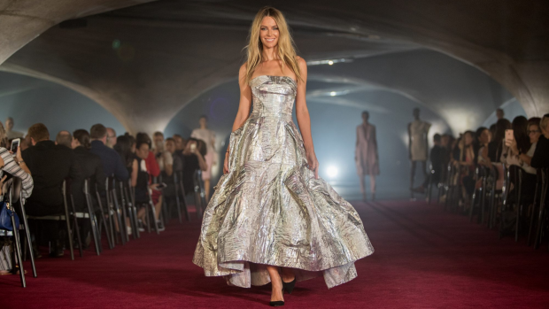 Article image for Jennifer Hawkins on fashion and heading to the US