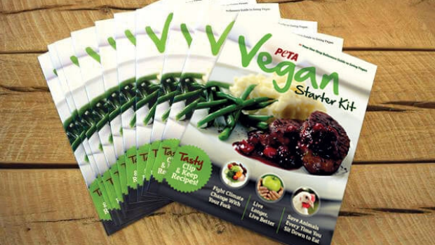 Article image for Vegan restarter kits are sent out to get you back on track