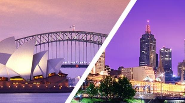 Article image for Tom Elliott and Bernard Salt debate which city, Sydney or Melbourne, is Australia's best