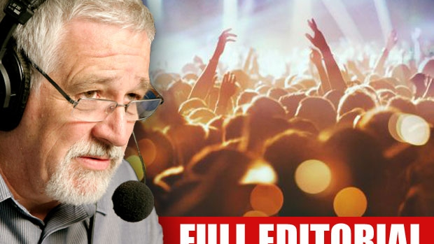 Article image for Neil Mitchell says drug takers and dance festival organisers need to be made accountable for medical treatment