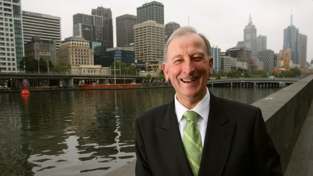 Article image for Call for Bill Lawry to be immortalised by statue at the MCG