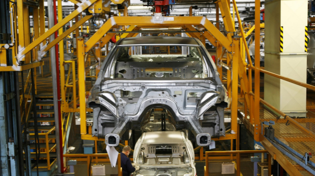 Article image for Motor vehicles continue to be manufactured locally