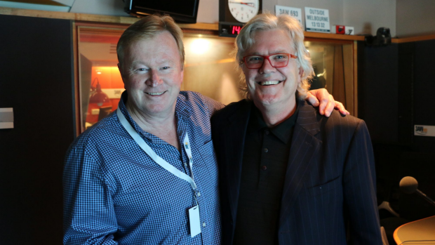 Article image for Mark Holden in-studio on 3AW Afternoons