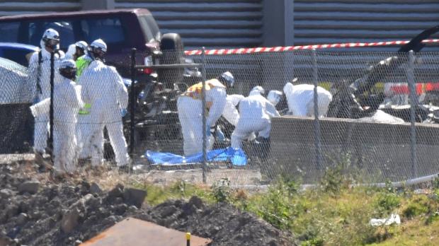 Article image for Black box failed to record audio on Essendon DFO plane crash