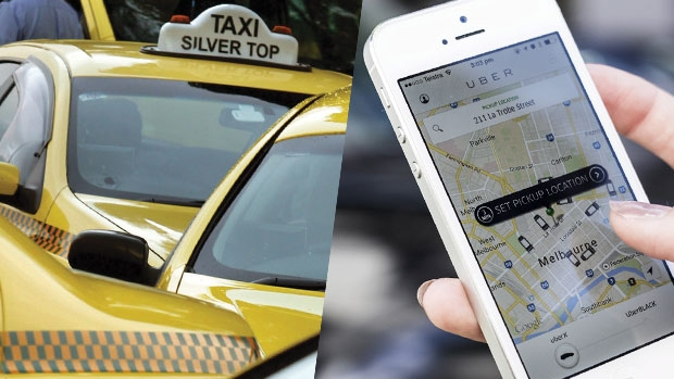 Article image for State Opposition will try and block controversial $2 levy when Uber legislation goes to parliament