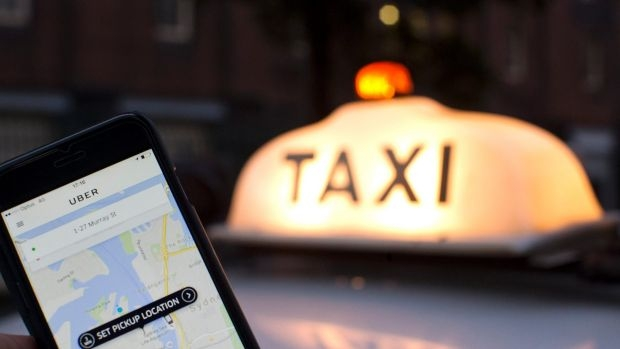 Article image for Legislation introduced to regulate rideshare services.