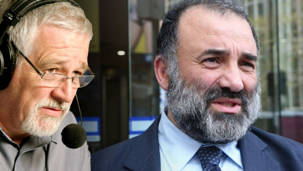 Article image for Neil Mitchell slams Keysar Trad over controversial comments about domestic violence