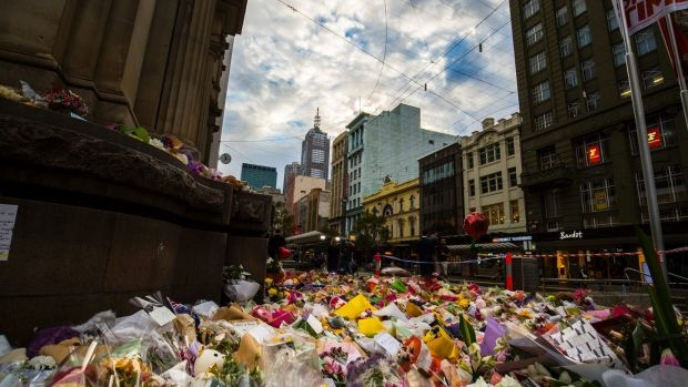 Article image for Teenage boy blames impact of Bourke Street tragedy for alleged crime spree
