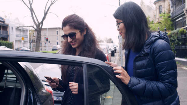 Article image for Female-only ride share service set to launch in Victoria