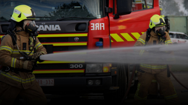 Article image for A man has saved a family unaware their house was on fire