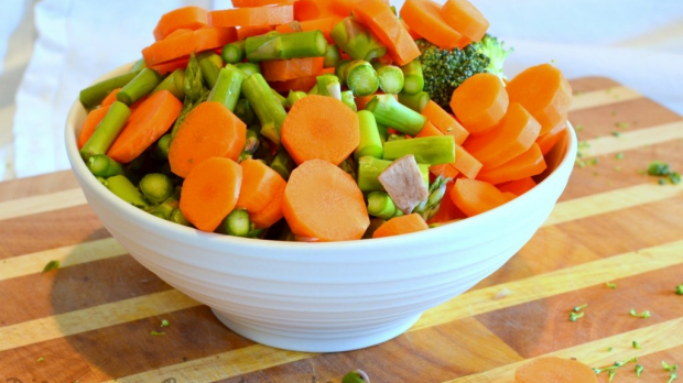 Article image for Experts are saying we need to have more vegetables to avoid illness