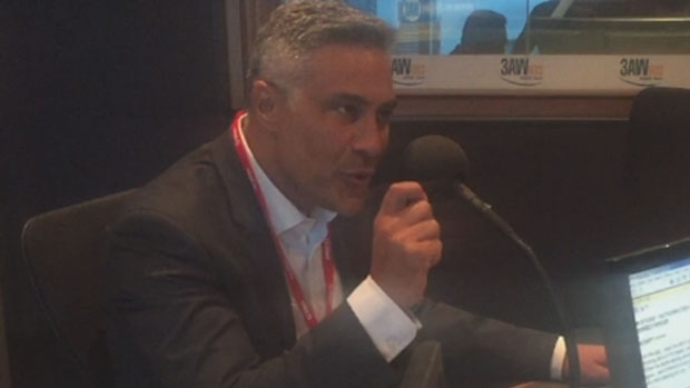 Article image for Ahmed Fahour defends his time with Australia Post in fascinating interview with Neil Mitchell
