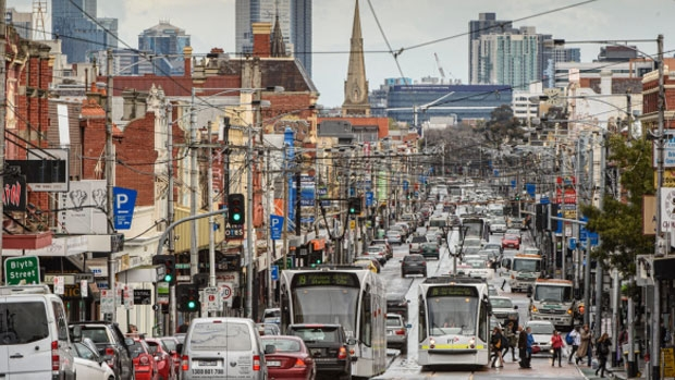 Article image for RACV angers Sydney Road locals with suggestion to remove on-street parking