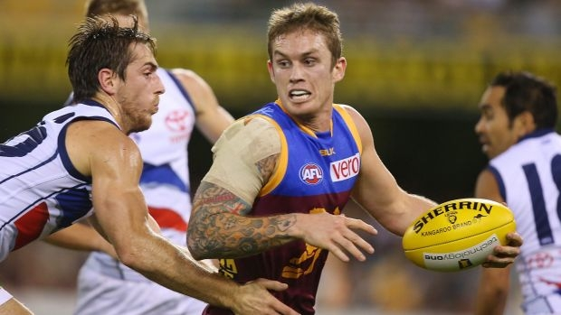 Article image for Dayne Beams appointed captain of the Brisbane Lions