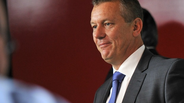 Article image for Mark Evans appointed CEO of the Gold Coast Suns