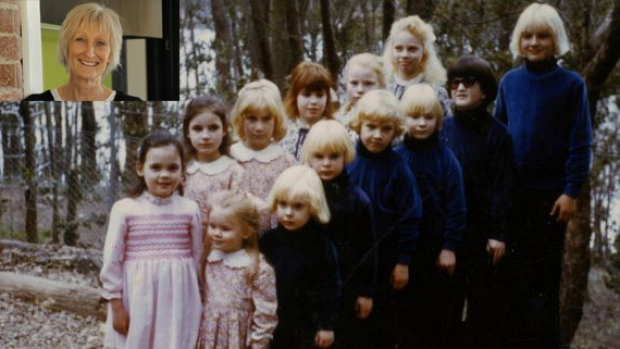 Article image for MEET 'THE FAMILY': Director Rosie Jones examines a bizarre cult
