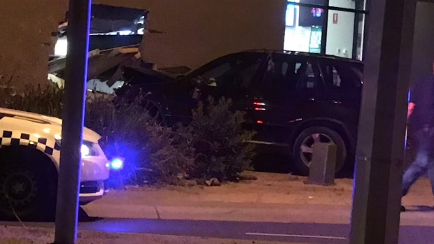 Article image for BMW stolen in terrifying fashion with chainsaw at Reservoir smashes into Club Laverton