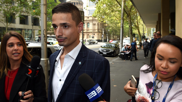 Article image for Angelo Gargasoulas, brother of accused Bourke Street killer, jailed for two months