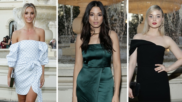 Article image for A lavish Government House garden party launches Melbourne Fashion Festival