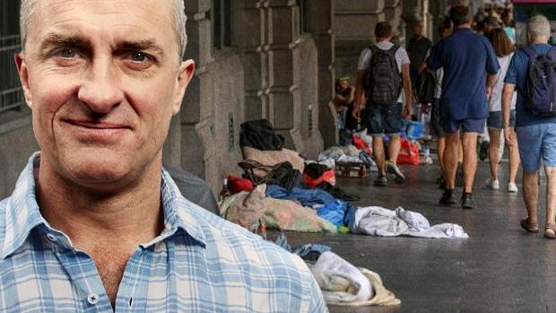 Article image for Tom Elliott's solution to Melbourne's homelessness problem