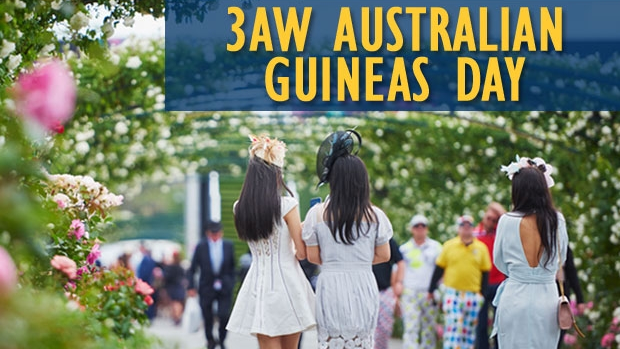 Article image for 3AW presents Australian Guineas Day at Flemington racecourse