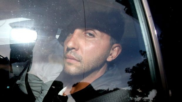 Article image for Melbourne underworld figure Rocco Arico jailed for 14 years