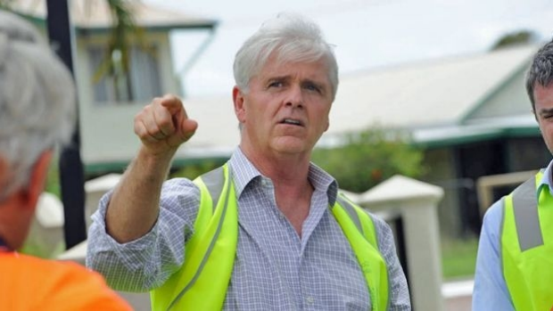 Article image for NBN chief Bill Morrow tells Neil Mitchell he's frustrated, too