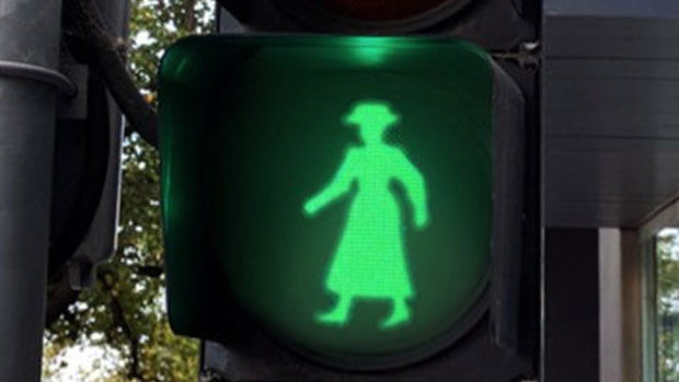 Article image for Victoria to trial push for 'gender equal' walking signs at road crossings