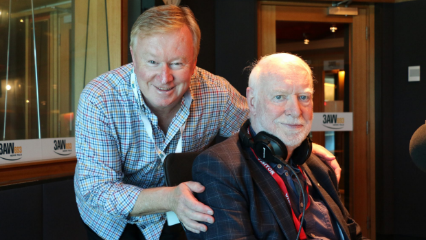Article image for David Stratton talks about the evolution of Australia's cinema history on 3AW Afternoons