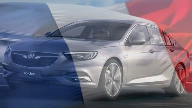 Article image for The next Holden Commodore to hit Australia will be French-owned