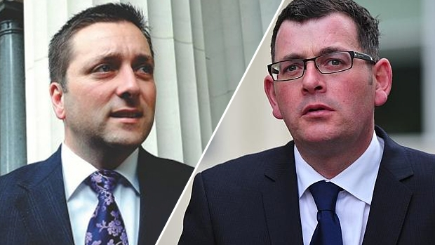 Article image for Matthew Guy speaks with Neil Mitchell about latest polls, which have him ahead of Daniel Andrews