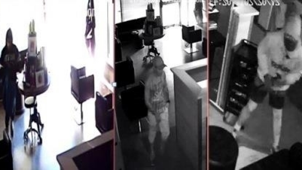 Article image for Police release pictures of multiple thefts at Frankston hairdressing salon
