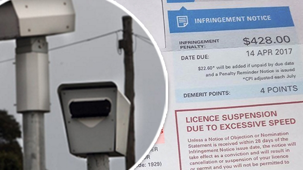 Article image for Hundreds of motorists believe they've been wrongly fined on the Western Ring Road