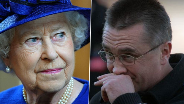 Article image for Tony Shaw locks horns with 3AW caller over the Queen!