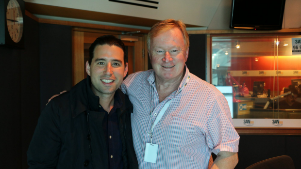 Article image for Grammy nominated artist, Alfredo Rodriguez joins Denis Walter on 3AW Afternoons