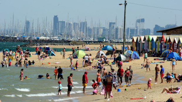 Article image for Melbourne is heading towards its hottest March ever