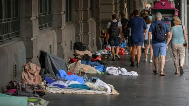 Article image for Lord Mayor Robert Doyle hits back at United Nations over Melbourne's homeless 'ban'