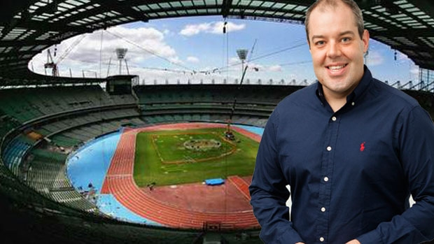 Article image for Shane McInnes says any Commonwealth Games bid should lead to Olympics for Melbourne