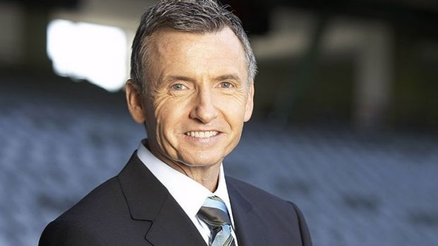 Article image for Bruce McAvaney reveals he's fighting cancer