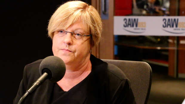 Article image for Water Minister Lisa Neville in studio with Neil Mitchell