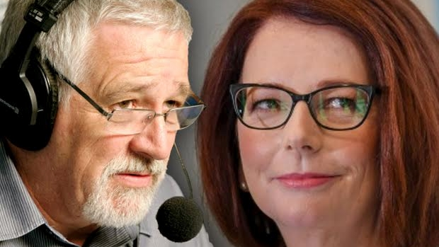 Article image for Neil Mitchell questions Julia Gillard's new role as beyondblue chair