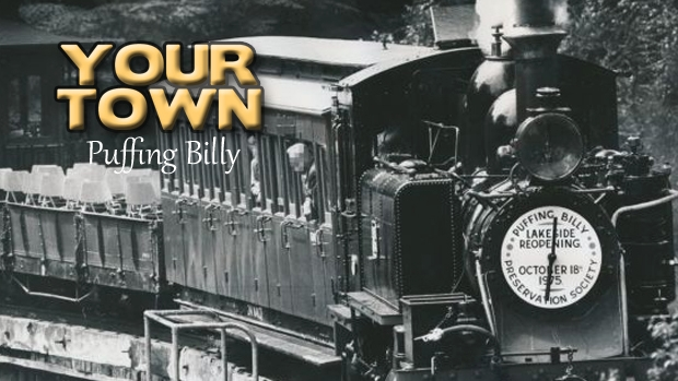Article image for Your Town: 3AW Drive visits Puffing Billy