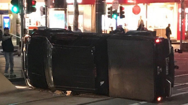 Article image for Man arrested following CBD smash