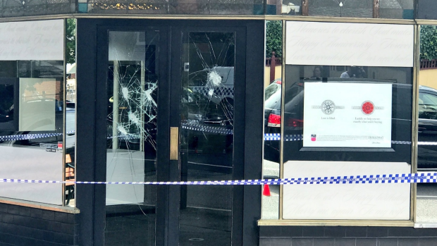 Article image for Holloway Diamonds, Canterbury, robbed