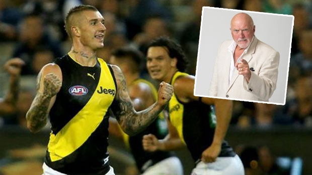 Article image for Rex Hunt says Richmond must resist offering Dustin Martin whatever he wants