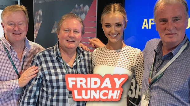 Article image for Friday Lunch: March 24 Podcast – Live at the 2017 F1 GP