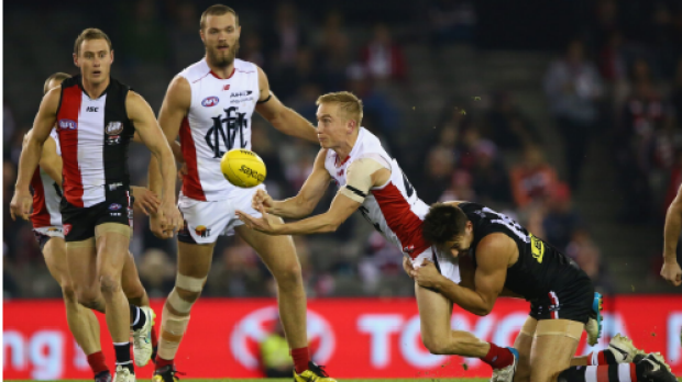 Article image for Match Review Panel: Round 1