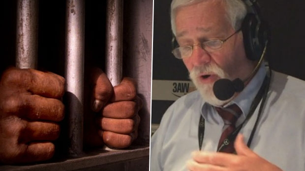 Article image for Neil Mitchell 'can't understand' why legal aid is considering appeal for Sean Price